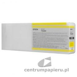 A4Tech Wkład atramentowy Yellow T636400 UltraChrome HDR 700 ml [C13T636400]