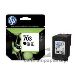 HP Wkład czarny HP nr 703 do 600 kopii [CD887AE]