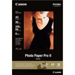 Canon Papier CANON PR-201 Photo Papier Pro II 20ark. A3 [PR201A3]