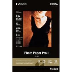 Canon Papier CANON PR-201 Photo Papier Pro II 10ark. A3 [PR201A3 ]