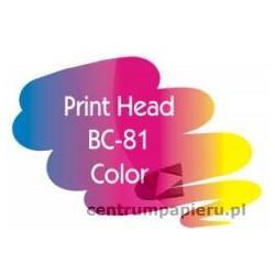 Canon Głowica drukująca kolorowa CANON BC-81 [BC81]