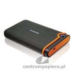 Transcend Dysk przenośny USB StoreJet HDD 500GB 2.5 mobile [TS500GSJ25M]