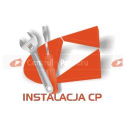 Centrum Papieru Instalacja oraz konfiguracja sieciowa 1 urządzenia - plotera - drukarki wielkoformatowej CANON HP [instalacjaCP]