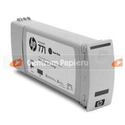 HP Wkład 3 x czarny matt HP nr 771 775 ml [CR250A]