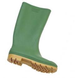 Buty gumowe zielone, rozm.42 (02148)