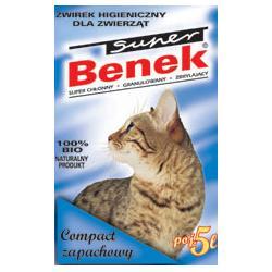 CERTECH Żwirek Benek Super Compact zapachowy 20l