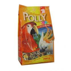 POLLY + vitamine Duża papuga 750g