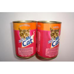 Karma dla kotów z wołowiną 415 g