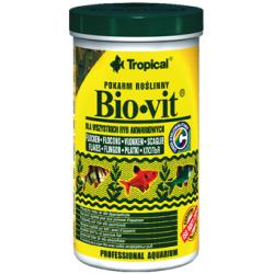 TROPICAL Bio-Vit - pokarm roślinny dla rybek 1,2l/220g