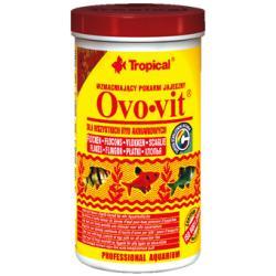 TROPICAL Ovo-vit - pokarm uzupełniający dla rybek 1,2l/220g
