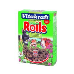 VITAKRAFT Pokarm dla gryzoni Grun Rollis 500g