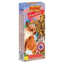 VITAPOL Kolby jogurtowo-mniszkowe dla gryzoni 90g/2szt
