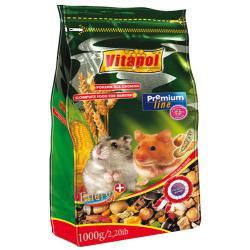VITAPOL Pokarm dla chomika Premium line 1kg