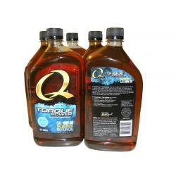 Olej silnikowy syntetyczny 10 W 30  4x4 QUAKER