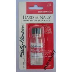 SALLY HANSEN UTWARDZACZ HARD AS NAILS UTWARDZACZ