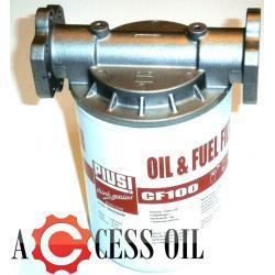 Filtr do oleju i paliwa CF 100 PIUSI 100l/min z głowicą