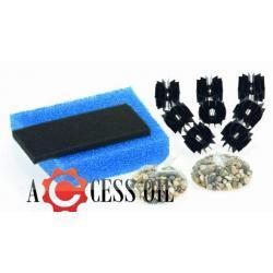 art.13705 Części eksploatacyjne do systemów filtracji Zestaw wymiennych części filtracyjnych do Filtrall 2500 UVC OASE