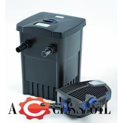 art.5082 FiltoMatic CWS Set 25000 OASE - Zestaw pompa i przepływowy filtr do oczka wodnego