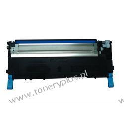 Toner SAMSUNG CLX-3170/CLX-3175 Cyan - Niebieski zamiennik