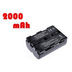 2400# BATERIA SONY NP-FM500H 2000 MAH