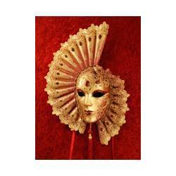Maska wenecka Carmen - Ventaglio