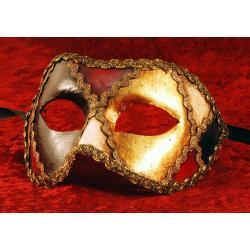 24-Maska wenecka - Colombina Pas