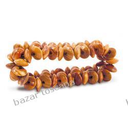 Bransoleta z drewna oliwnego