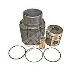ZESTAW NAPRAWCZY SILNIKA DEUTZ FL-413 (125mm)3P (3-pier) sworzeń 45x102, tłok TEFLON Części do maszyn budowlanych