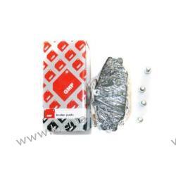 KLOCKI HAMULCOWE IVECO, FORD, VOLVO, RENAULT WVA 29302, czujniki + śruby montażowe  Tylne