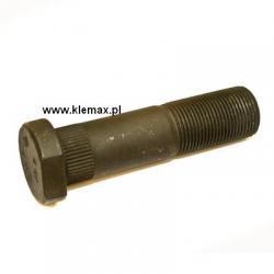 ŚRUBA KOŁA IVECO PRZÓD (EUROTECH) M22x1,5x85mm Pozostałe