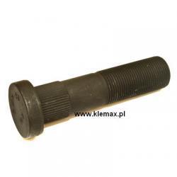 ŚRUBA KOŁA NEOPLAN M22x1,5x92mm Uszczelki miski
