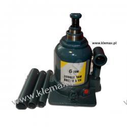 PODNOŚNIK HYDRAULICZNY  6T / 2 tłokowy - min. 215 mm  Pozostałe