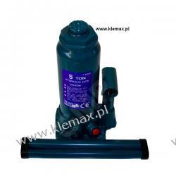 PODNOŚNIK HYDRAULICZNY 5T - min 216 mm Pozostałe
