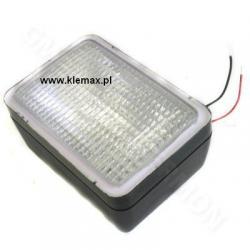LAMPA PROSTOKĄTNA - mała REGULOWANA, H-3, 12V-55W