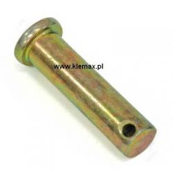 SWORZEŃ UCHA ŁAŃCUCHA BOCZNEGO C-330 / 360 fi12,2mm, L=50 (46) mm