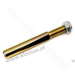 KLIN SWORZNIA ZWROTNICY AUTOSAN H9 , STAR1142 Fi=12mm, L=95mm, M10x1,5,  Części do maszyn budowlanych