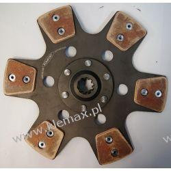 TARCZA SPRZĘGŁA CASE fi 292 wielowypust fi 23x29 zębów 10 grubość 11mm Sprężarki klimatyzacji