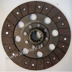 TARCZA SPRZĘGŁA KOMBAJN MASSEY FERGUSON MF fi 225 wielowypust fi 28x35mm 10 zębów