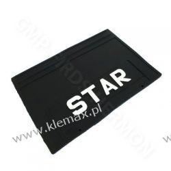 FARTUCH CHLAPACZ PRZECIWBŁOTNY TYLNY STAR 520 x 350mm