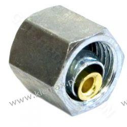 ZŁĄCZKA TEKALANU FI 4 mm, M8 x 1,5  Drążki kierownicze