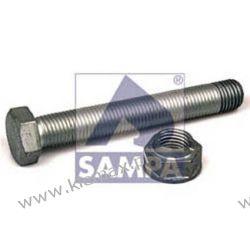 ŚRUBA RESORU SAF Z NAKRĘTKA M30x3,5  DŁ. 205mm Pierścienie tłokowe