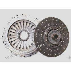 SPRZĘGŁO KOMPLETNE KPL. SCANIA 124 (DSC12), 144 (DSC14) Fi 430mm ( TARCZA + DOCISK )