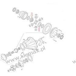 KORONKA MECHANIZMU RÓŻNICOWEGO DAF CF65, F65, F28, F36, N28, TT2100, OŚ : 1335 Węże chłodnicy