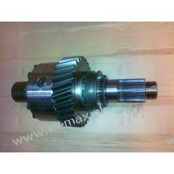 WKŁAD MOSTU MERCEDES, MAN HD7 - 1080 , HD7 - 1380 , REDUKTOR ŚRODKOWY KPL Z WAŁKIEM  Turbosprężarki