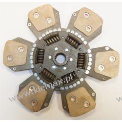 TARCZA SPRZĘGŁA RENAULT Fi 326mm, 16 zębów, 6 łopatek,  Pozostałe
