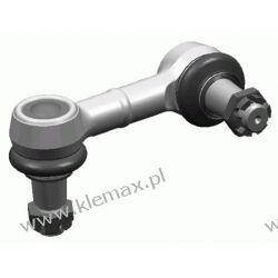 ŁĄCZNIK DRĄŻKA STABILIZATORA L- 280mm, RVI MIDLUM (końcówki M16x1,5mm) Łączniki stabilizatorów