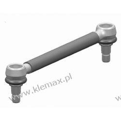 DRĄŻEK KIEROWNICZY WZDŁUŻNY L-1559mm, MERCEDES ATEGO 1 6X2, 6X4 04.98-10.04 Alternatory