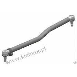 DRĄŻEK KIEROWNICZY L-976mm, MERCEDES O340, (8/92-8/95), O404, Pierścienie tłokowe