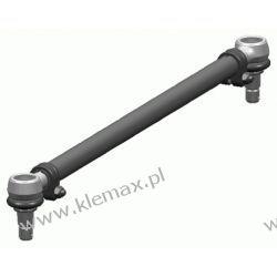 DRĄŻEK KIEROWNICZY WZDŁUŻNY L-860mm, DAF XF105, XF95, CF85, CF75, 01.01- Łączniki stabilizatorów