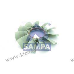 WENTYLATOR SILNIKA 720MM DAF XF105 Wentylatory chłodnicy